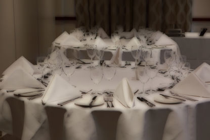 Picture of Celebration Glass Kitchen Splashback